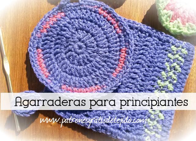 Crochet y dos agujas patrones de tejido for Cocina para principiantes