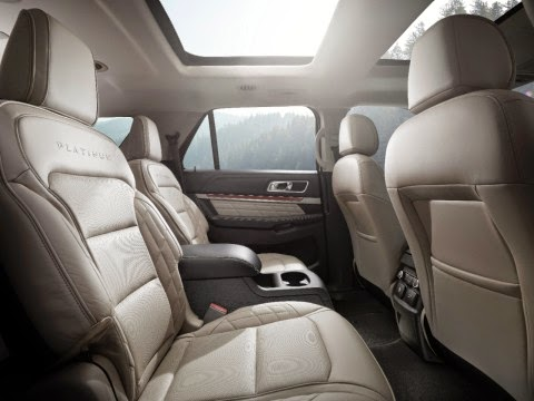 Ford Explorer Celebrates 25 Years of Innovation with New 2016 Model