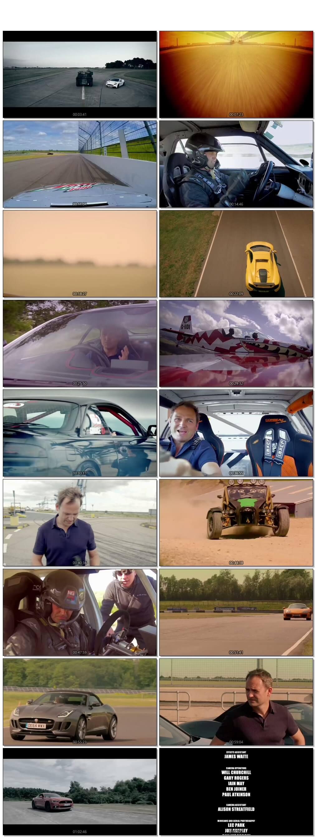 Screen Shot Of Ben Collins Stunt Driver 2015 English Movie Hindi Dubbed Free Download 100MB HEVC For Mobiles