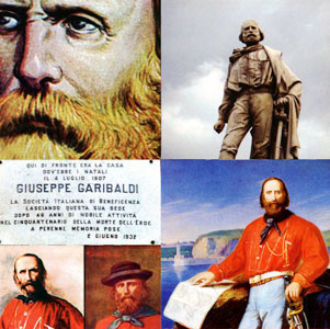 Giuseppe Garibaldi: Generale dell'Amore
