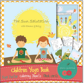 https://www.teacherspayteachers.com/Product/Yoga-Book-the-Sun-Salutation-with-Flashcards-and-Coloring-Sheets-962253