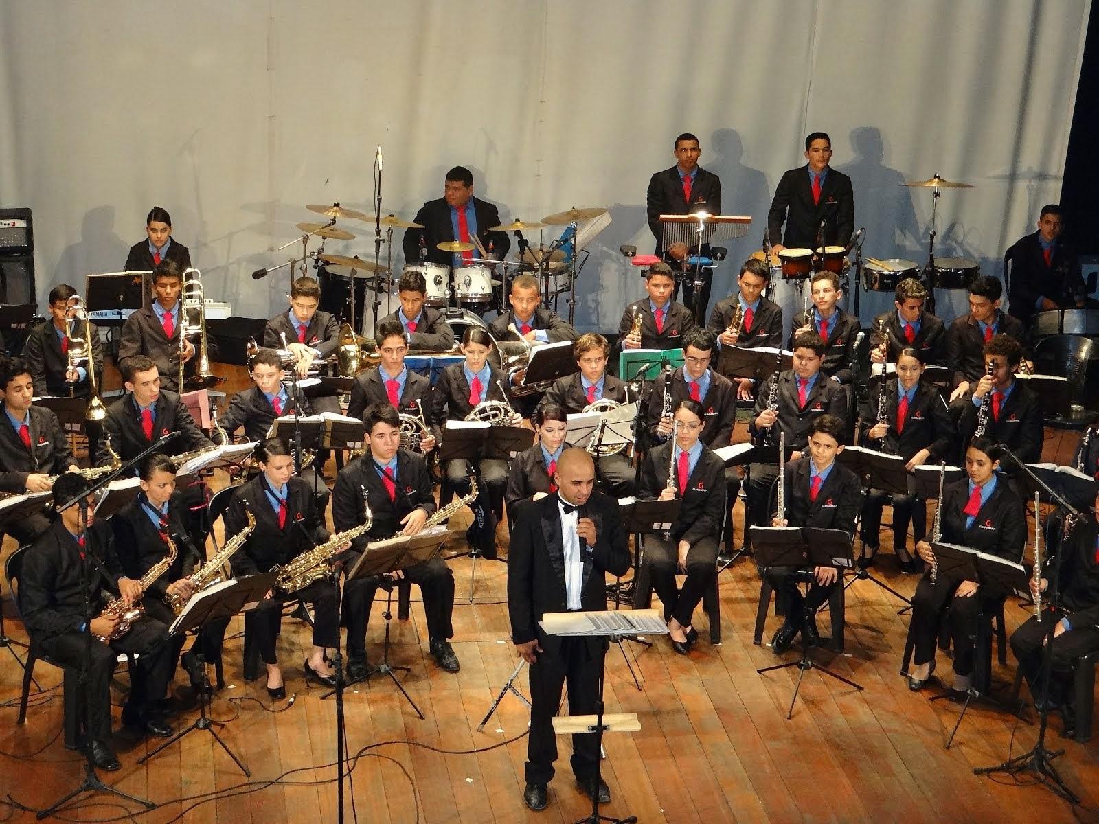 Filarmônica Estrelas da Serra, 21 de agosto no Teatro São João em Sobral