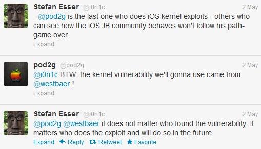 iOS 5.1 Untethered jailbreak