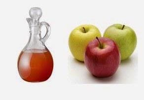 Manfaat Cuka Apel Untuk rambut