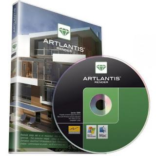Descargar Artlantis Render & Artlantis Studio 4.1 + Multilenguaje (Español) + Crack
