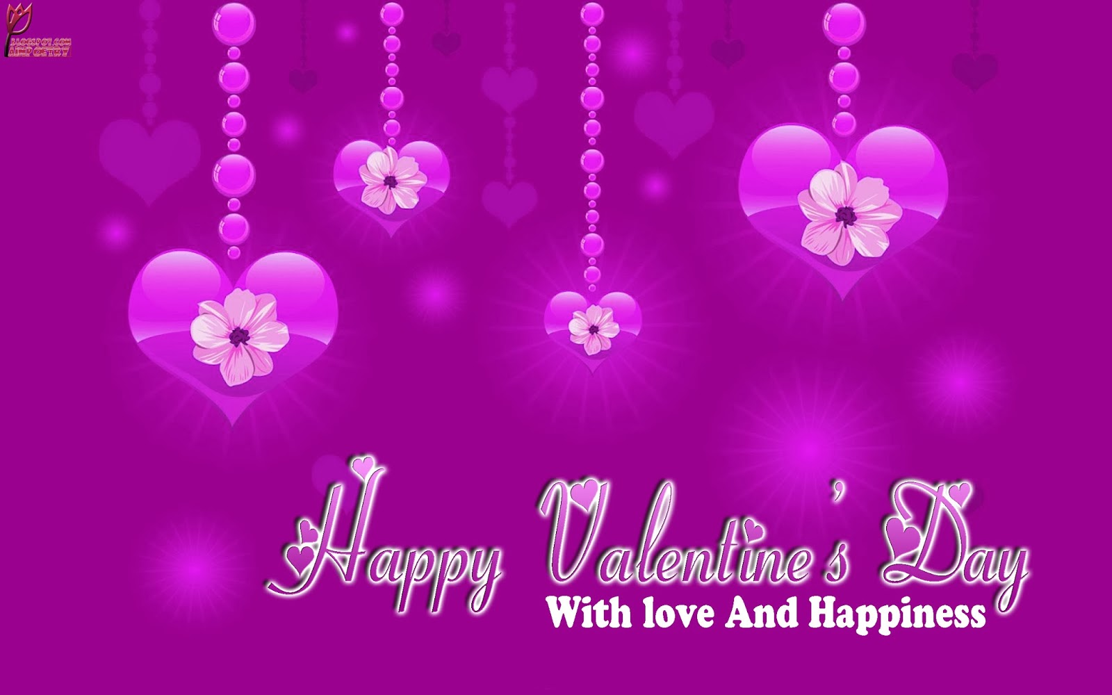Happy-Valentines-Day-Wishes-Wallpaper-With-Hearts-Image-HD-Wide