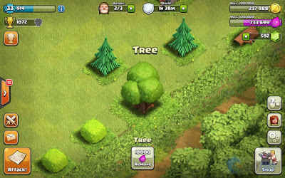 Gems Box Clash of Clans