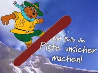 Snowboardspiel Facebook Bollo