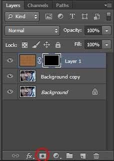 Cara mudah membuat bingkai di photoshop