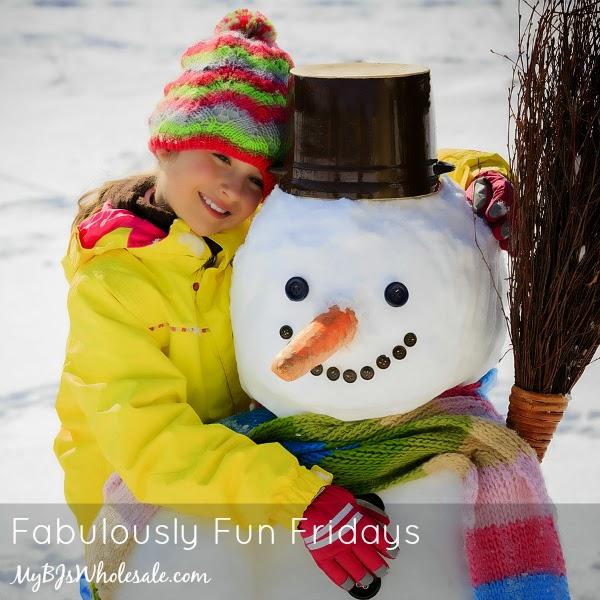 Fabulously Fun Fridays (November 14th Edition)