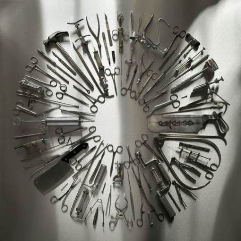 Carcass - Surgical Steel Portada