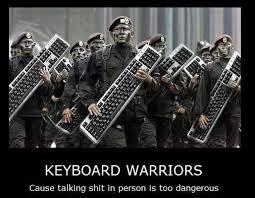 keyboard warrior,whatsapp,telegram,copy paste