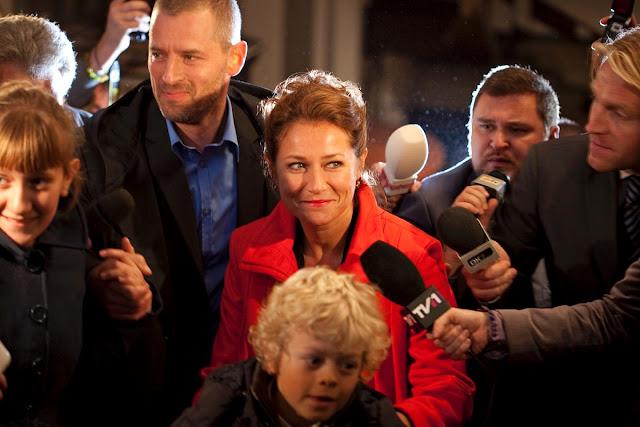 primera ministra danesa conciliación serie borgen