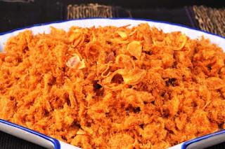 Resep Masakan Indonesia ABON AYAM PEDAS