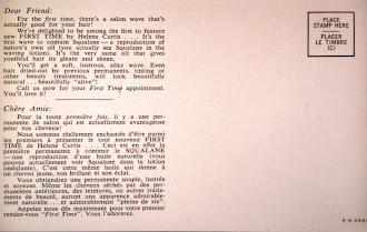 # 0288  Verso de la carte # 0287