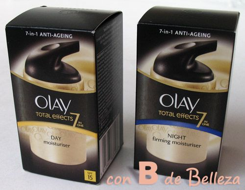 Total effects Olay