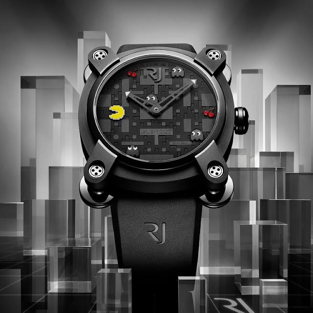 Romain Jerome RJ - Pac-Man Fever Watch cherries