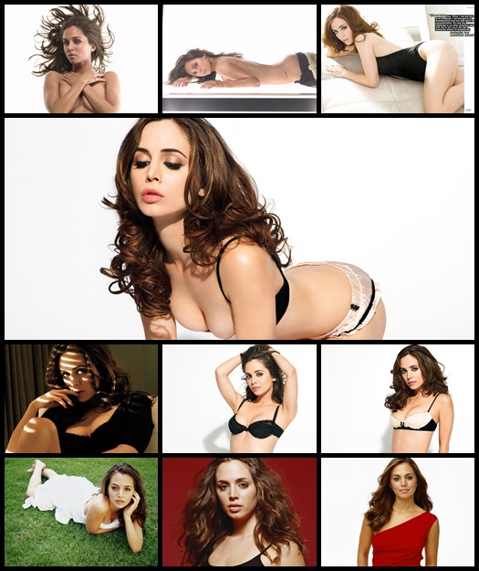 Eliza Dushku HQ Photo Pack