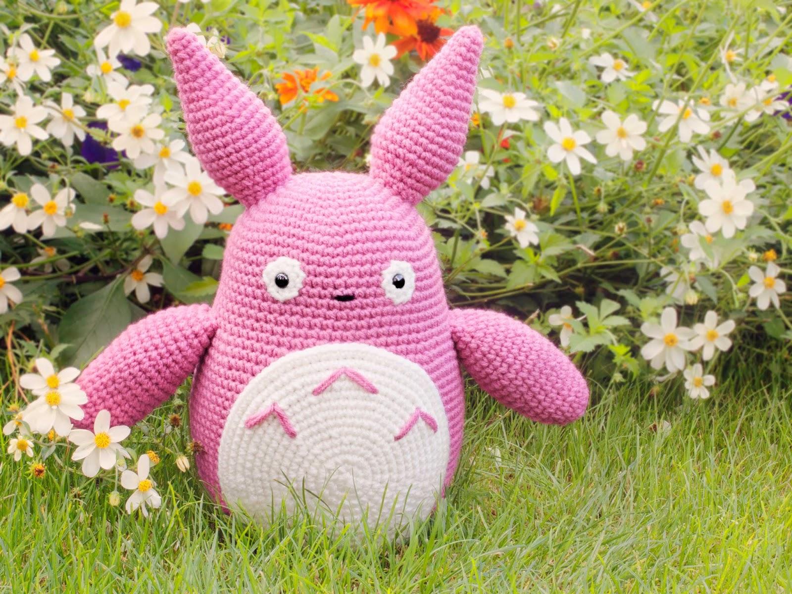 amigurumi-Totoro-patron-pattern