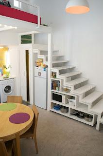 Como organizar espacios pequeños