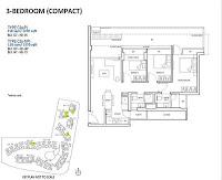 Dnest 3 Bedrooms Floor Plans