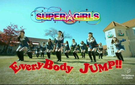 SUPER&#9734;GiRLS