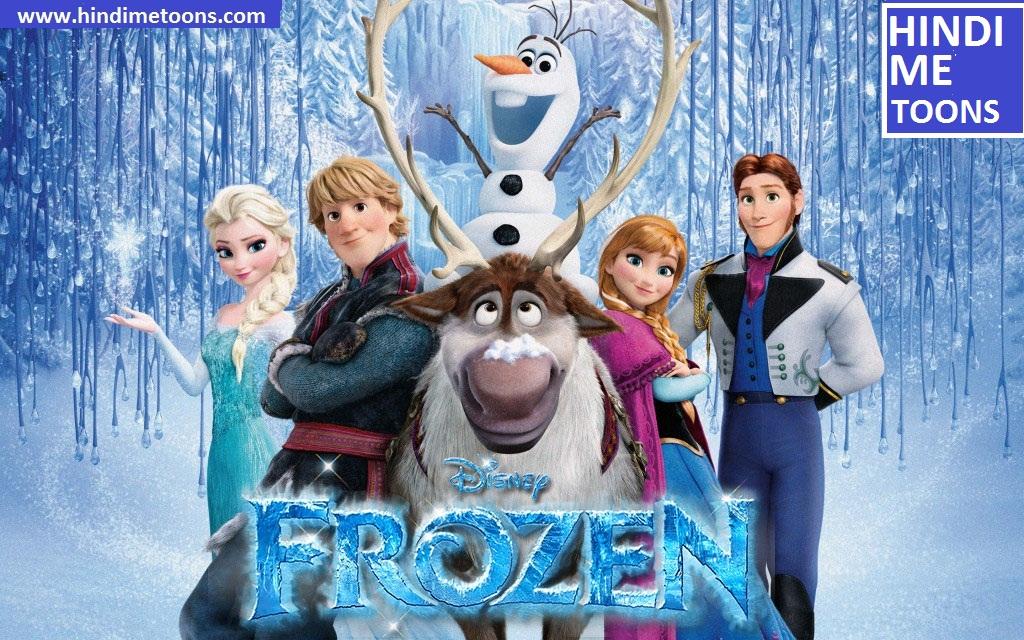 frozen torrent hd