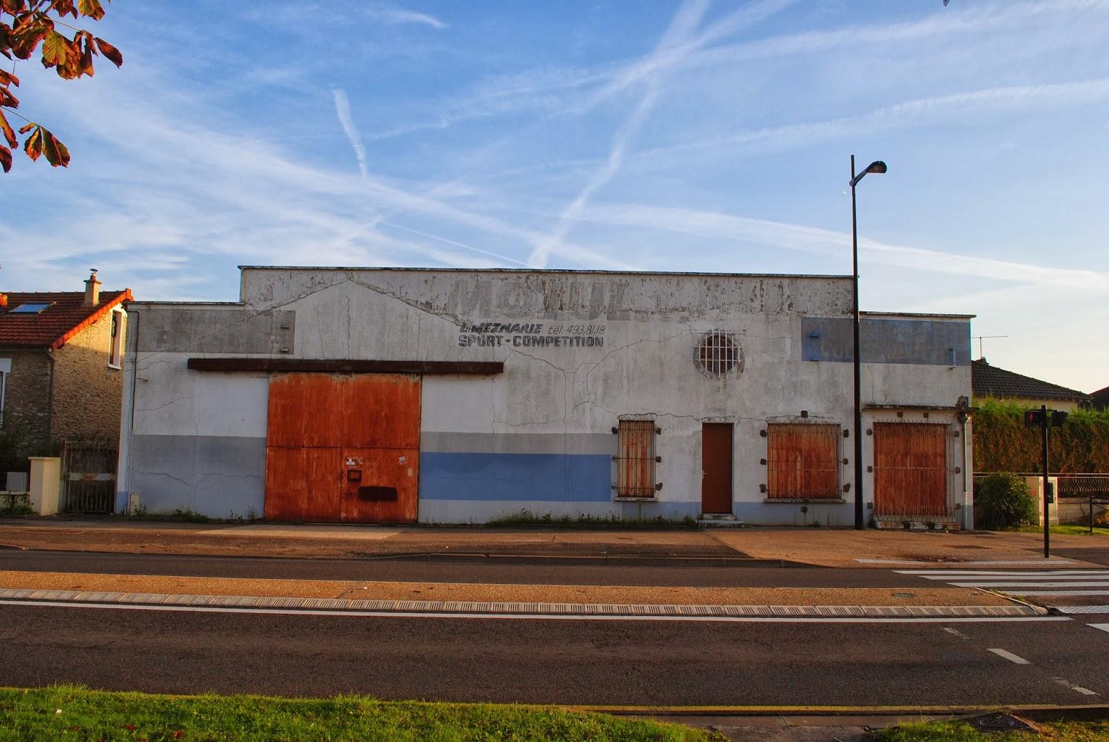 Les carnets de clio garage meznarie n7 1 for Garage citroen essonne