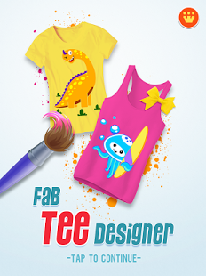 Screenshots of the High School Tshirt Fashion for Android tablet, phone.