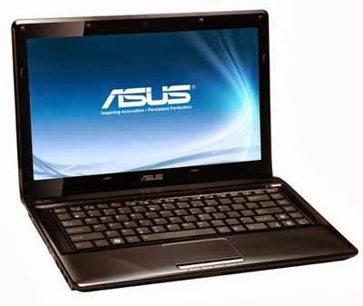 Harga Laptop Asus Murah Terbaru Bulan Maret 2014