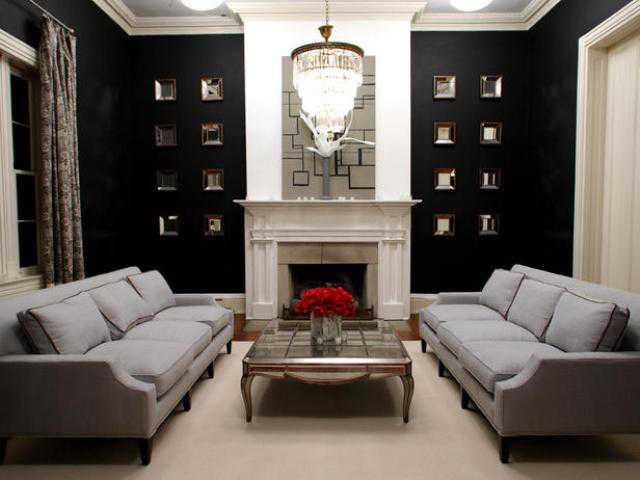 desain ruang tamu minimalis modern nuansa klasik update