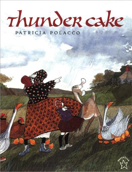Thunder Cake Story