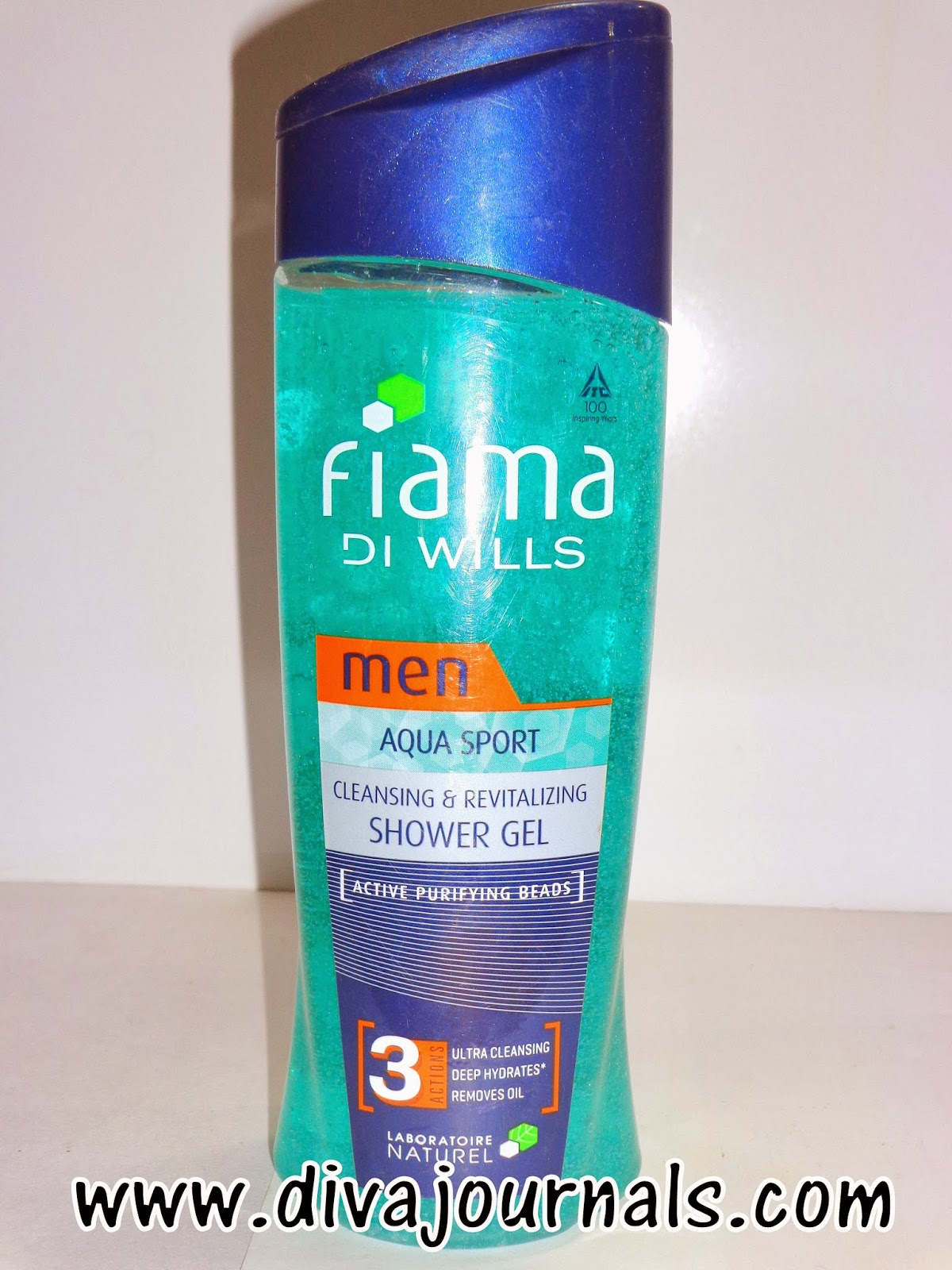 Fiama Di Wills Aqua Sport Shower Gel
