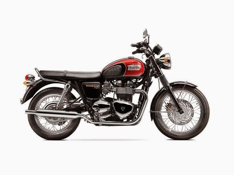 2015 Triumph Bonneville T100  2015