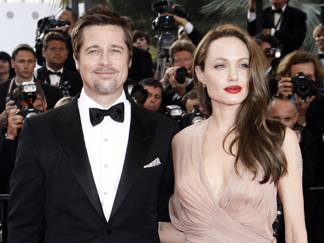 News in the World: Brad Pitt and Angelina Jolie: the ... Angelina Jolie Brad Pitt