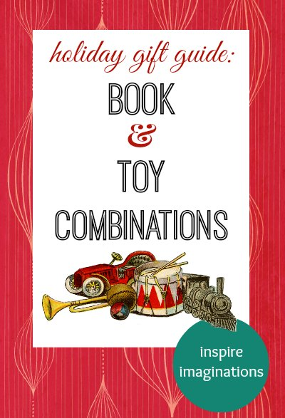 http://www.whatdowedoallday.com/2013/11/book-toy-gift-sets.html