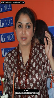 Ramya Krishnan at VLCC launch