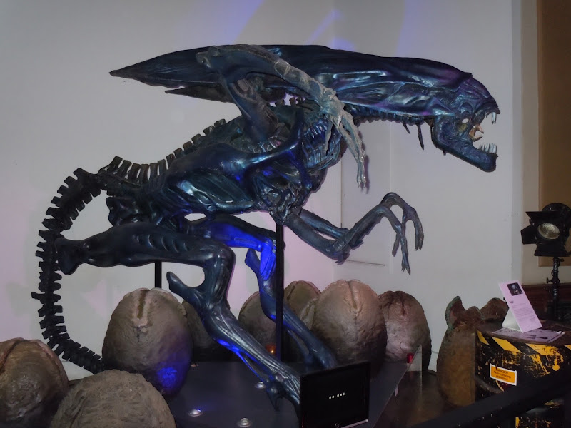 Alien Queen full scale model