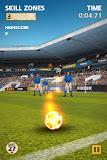 Flick Kick Football Fire Ball