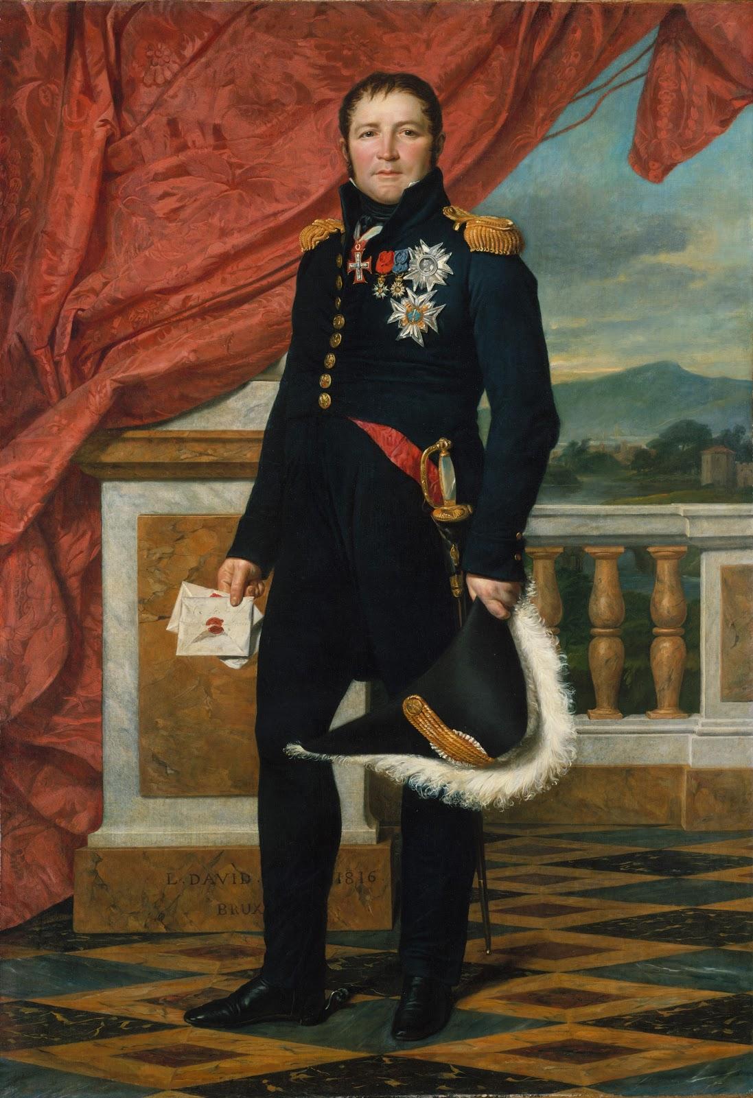 Étienne Maurice Gérard. 1816