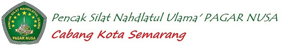 Pencak Silat Nahdlatul Ulama' Pagar Nusa Kota Semarang