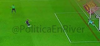 Barovero, Penal, Anulado, San Lorenzo, River Plate, Robo, Torneo Inicial, Nuevo Gasometro, Buffarini,