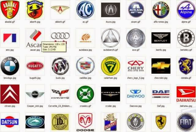 Car Symbols With Name >> Auto Logos Images: Car Logos