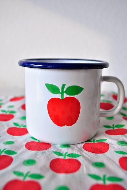 apples @ de emaillekeizer amsterdam