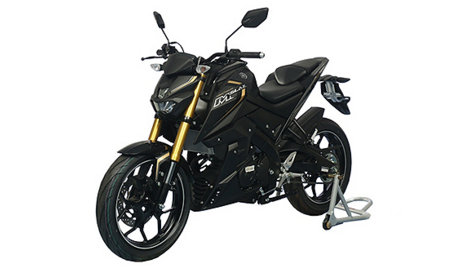 Yamaha m slaz 150cc motorcycle price feature and for Yamaha motorcycles thailand prices