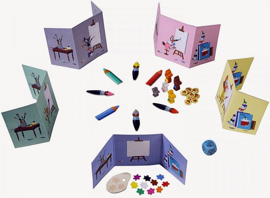 Der Kinderspiele-Blog: 2014