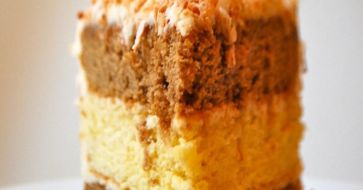 Long Lasting Sponge Cake Recipe