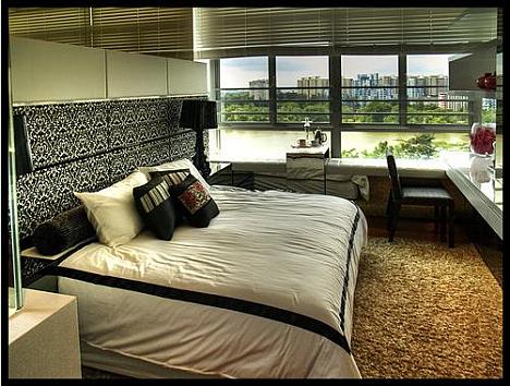 Interiur huis keuken slaapkamer idee n - Japanse deco slaapkamer ...