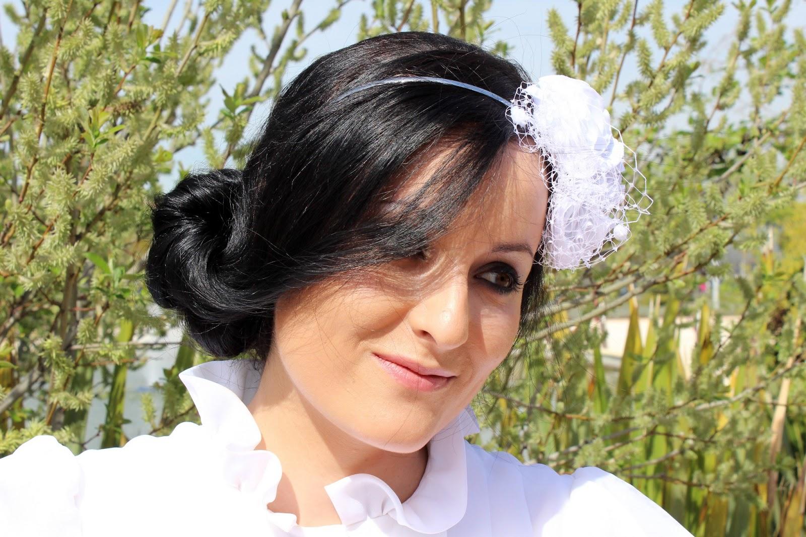 tocados y peinados de fiesta y boda hermanas bolena