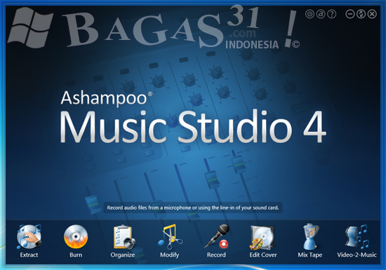 Ashampoo Music Studio 4 Preactivated 2